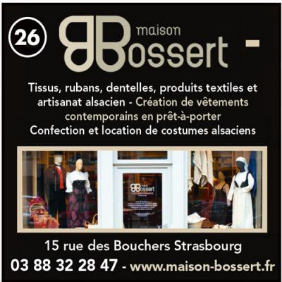 Maison Bossert