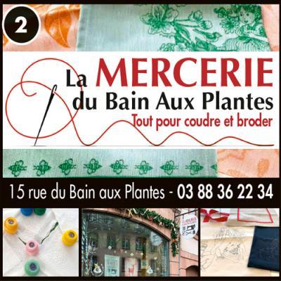 Mercerie du Bain aux plantes
