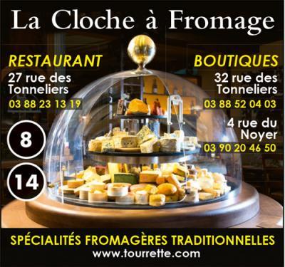 La Cloche à fromage boutique