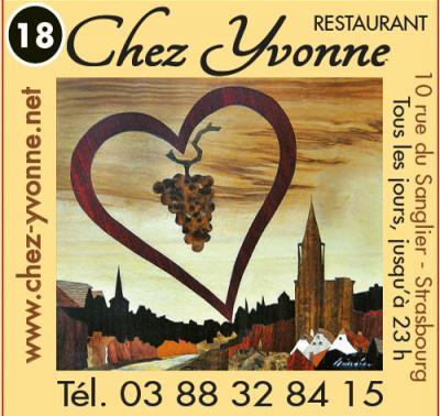 Chez Yvonne